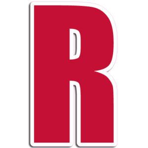 [R] Impact Vinyl Letter