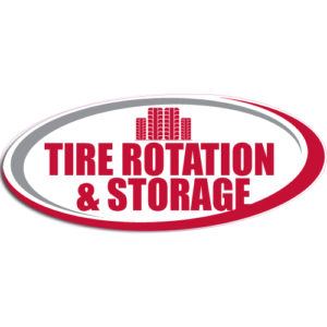"[""Tire Rotation & Storage""] Standard, Oval Decals (6""x14"")"