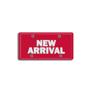 """""""New Arrival""""Plate Decals"""