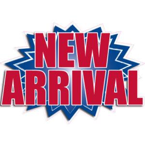 """[""""New Arrival""""] Standard, Starburst Decals (14""""x20"""")"""
