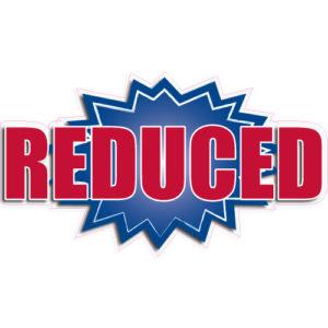 """[""""Reduced""""] Standard, Starburst Decals (14""""x20"""")"""
