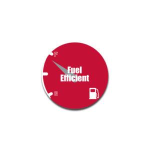 """""""Fuel Efficient"""" Badge Decals"""