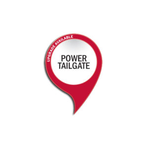 """Power Tail Gate"" Hot Point Decals"