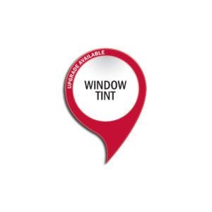 """Window Tint"" Hot Point Decals"