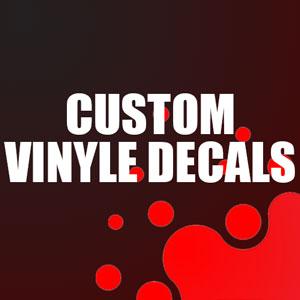 Custom Vinyl Decals